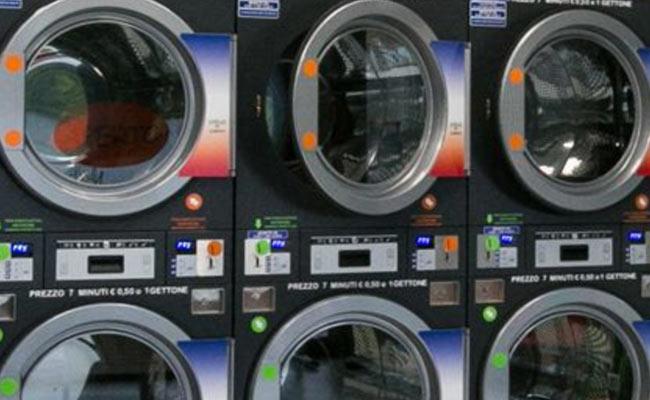 drytech aprire lavanderia gettoni