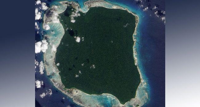 isola north sentinel dove si trova