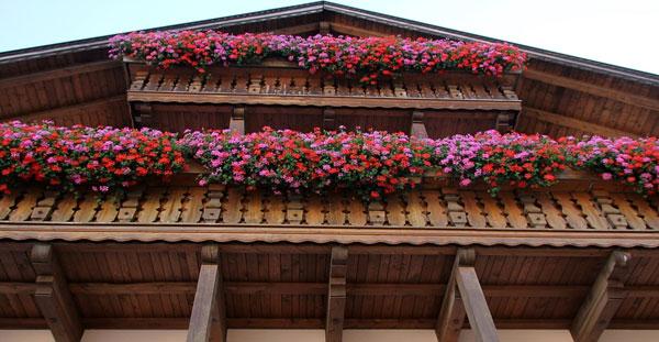 come costruire fioriere in legno