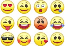 emoticon whatsapp android cosa significano