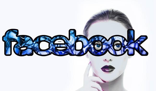 Occhiali da sole Facebook la realta virtuale del social blu