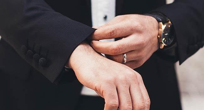 come scegliere gli anelli uomo