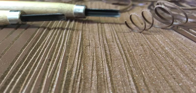 Linoleum un buon compromesso per un pavimento pratico ed economico