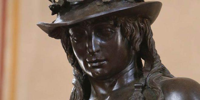 David di Donatello una delle sculture piu celebri di sempre