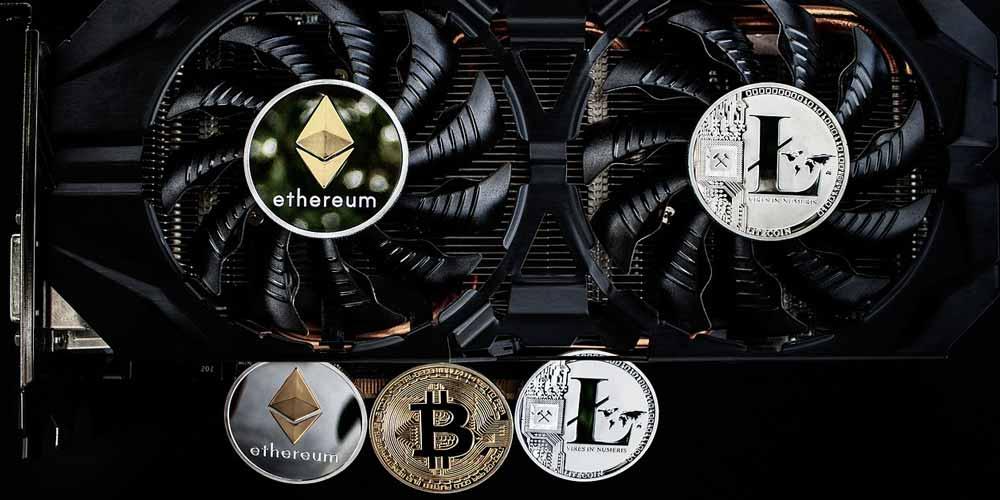 Calano i Bitcoin e la gente vende le schede video