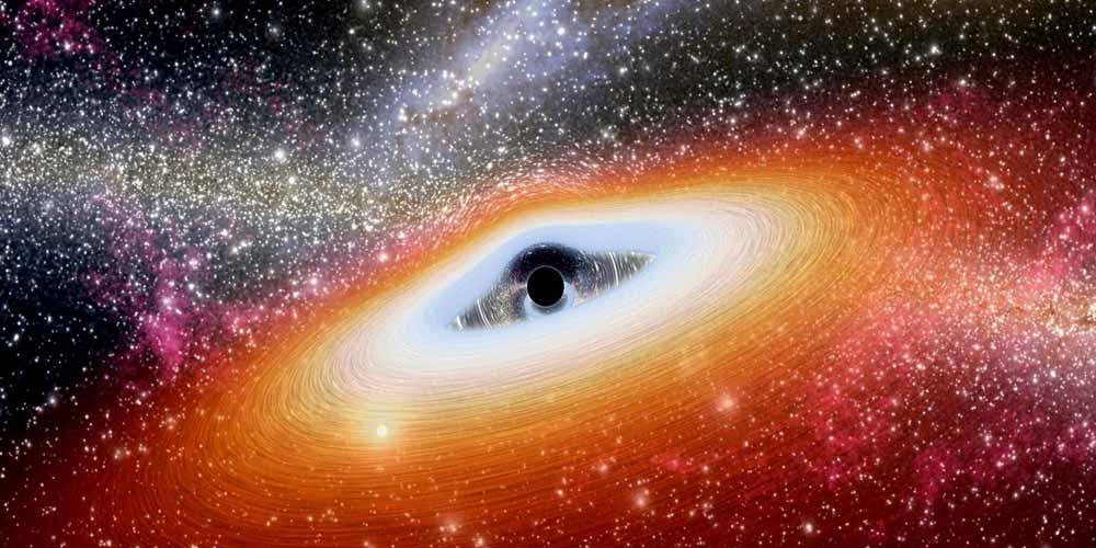 Da un buco nero la conferma della teoria di Einstein